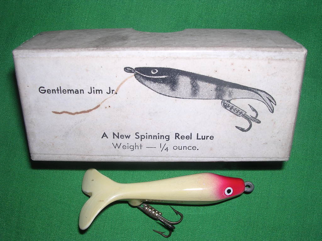 Miscellaneous Antique Fishing Lures