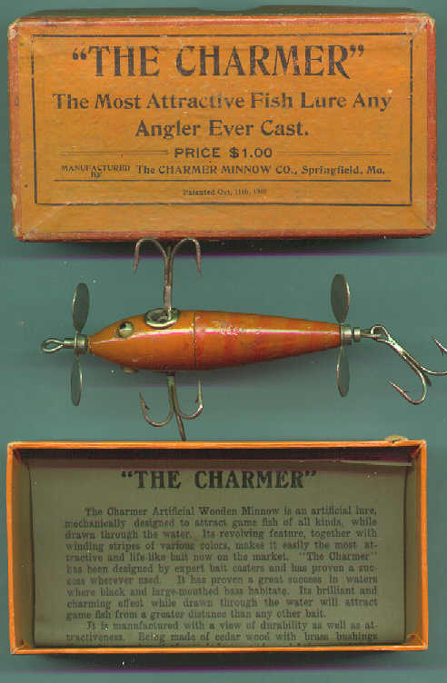 Most valuable antique fishing lures best 2000 antique for Most expensive fishing rod
